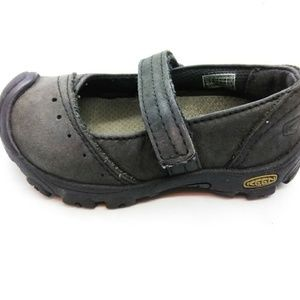 Keen Libby Mary Jane Shoes Baby Girl Black